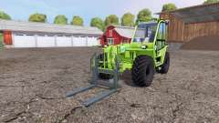 Merlo P41.7 Turbofarmer v4.0 для Farming Simulator 2015