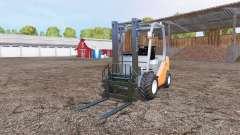 Toyota 62-8FD15 v1.1 для Farming Simulator 2015