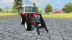 IHC 633 front loader v2.3 для Farming Simulator 2013