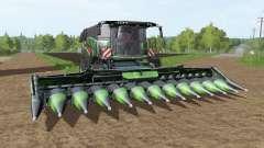 New Holland CR10.90 RowTrac hardcore v3.0 для Farming Simulator 2017