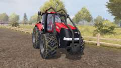 Case IH Magnum 370 CVX forest для Farming Simulator 2013