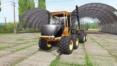 Tigercat 1075B для Farming Simulator 2017