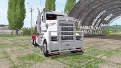 Kenworth T908 DayCab для Farming Simulator 2017