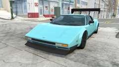 Civetta Bolide GTR для BeamNG Drive