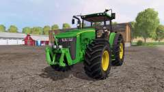 John Deere 8370R для Farming Simulator 2015