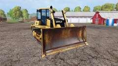 Caterpillar D9 для Farming Simulator 2015