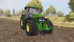 John Deere 7810 v1.2 для Farming Simulator 2013