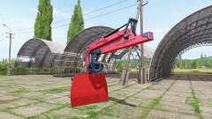 Palfinger Epsilon M80F v3.0 для Farming Simulator 2017