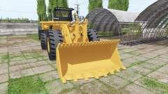 Caterpillar 994F для Farming Simulator 2017