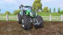 New Holland T8.320 green для Farming Simulator 2015