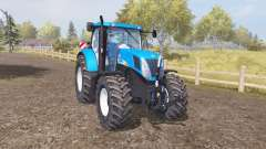 New Holland T7050 для Farming Simulator 2013