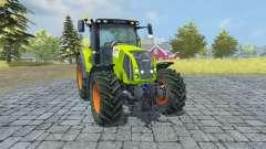 CLAAS Axion 830 v2.0 для Farming Simulator 2013