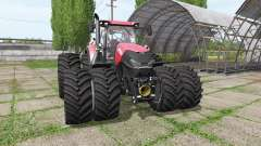 Case IH Optum 370 CVX power edition