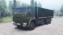 КАМАЗ 65117 для MudRunner