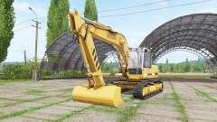 Liebherr R 902 Litronic для Farming Simulator 2017