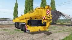 Liebherr LTM 1300-6.2 для Farming Simulator 2017