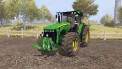 John Deere 8530 v2.0 для Farming Simulator 2013