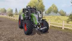 Fendt 936 Vario forest для Farming Simulator 2013