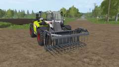 CLAAS Scorpion 7055 v1.11 для Farming Simulator 2017