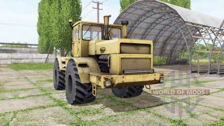 Кировец К 700 v1.1 для Farming Simulator 2017