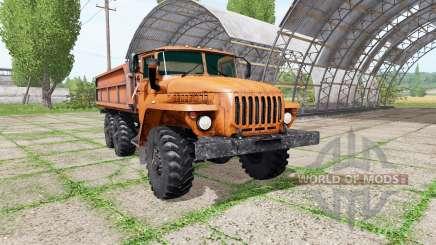 Урал 5557 для Farming Simulator 2017