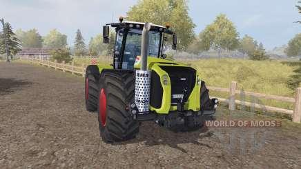 CLAAS Xerion 5000 Trac VC v3.0 для Farming Simulator 2013