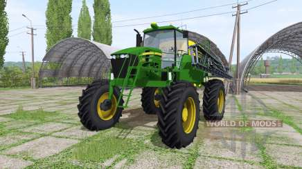 John Deere 4730 v1.1 для Farming Simulator 2017