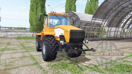 Слобожанец ХТА 220-2 v1.2 для Farming Simulator 2017