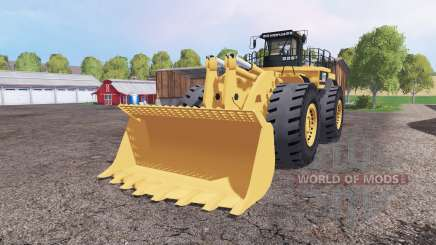 Caterpillar 994F v1.1 для Farming Simulator 2015