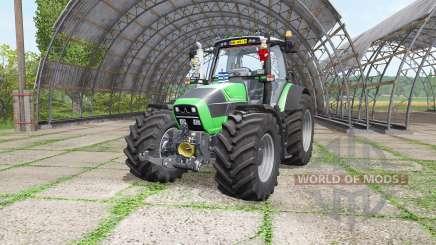 Deutz-Fahr Agrotron 620 TTV v3.0 для Farming Simulator 2017