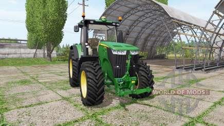 John Deere 7200R для Farming Simulator 2017