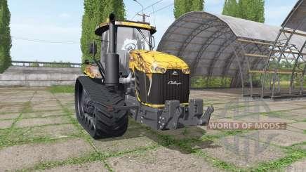 Challenger MT775E Field Viper для Farming Simulator 2017