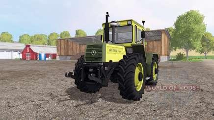 Mercedes-Benz Trac 1500 для Farming Simulator 2015