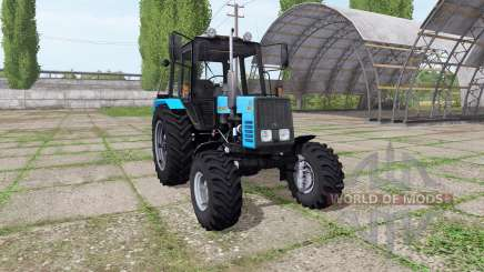 МТЗ 892 Беларус v2.0 для Farming Simulator 2017