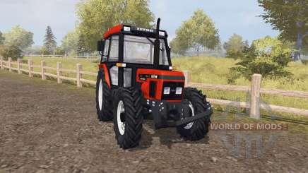Zetor 7340 Turbo для Farming Simulator 2013