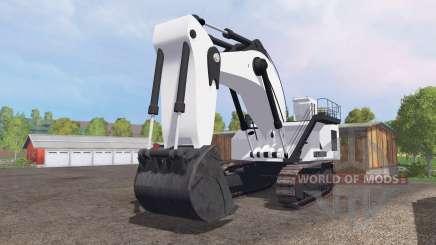 Liebherr R 9800 для Farming Simulator 2015