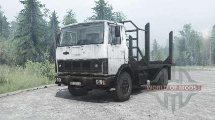 МАЗ 5337 для MudRunner