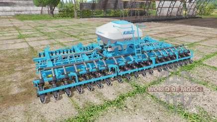 Kinze planter with fertilizer для Farming Simulator 2017