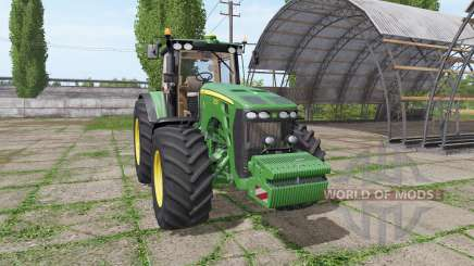 John Deere 8230 v3.0 для Farming Simulator 2017