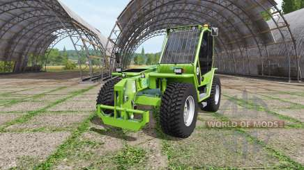 Merlo P41.7 Turbofarmer v3.0 для Farming Simulator 2017