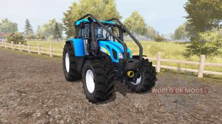 New Holland T7550 forest для Farming Simulator 2013