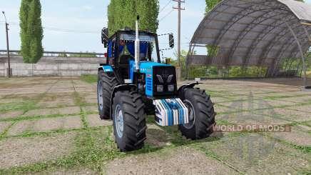 МТЗ 1221.2 Беларус для Farming Simulator 2017
