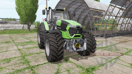 Deutz-Fahr Agrotron 9290 TTV для Farming Simulator 2017