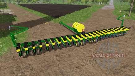 John Deere DB72 v1.1.1 для Farming Simulator 2017