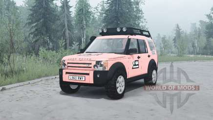 Land Rover Discovery 3 G4 Edition для MudRunner