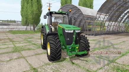 John Deere 7215R v1.0.0.1 для Farming Simulator 2017