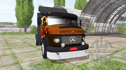 Mercedes-Benz L 1519 для Farming Simulator 2017