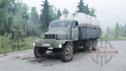 Praga V3S M2 для MudRunner