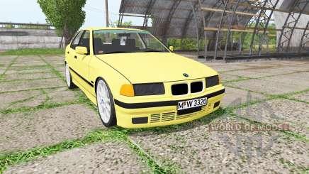 BMW 320i (E36) v1.1 для Farming Simulator 2017