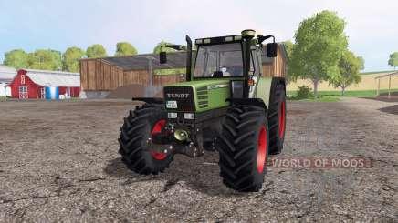 Fendt Favorit 515C Turbomatik для Farming Simulator 2015